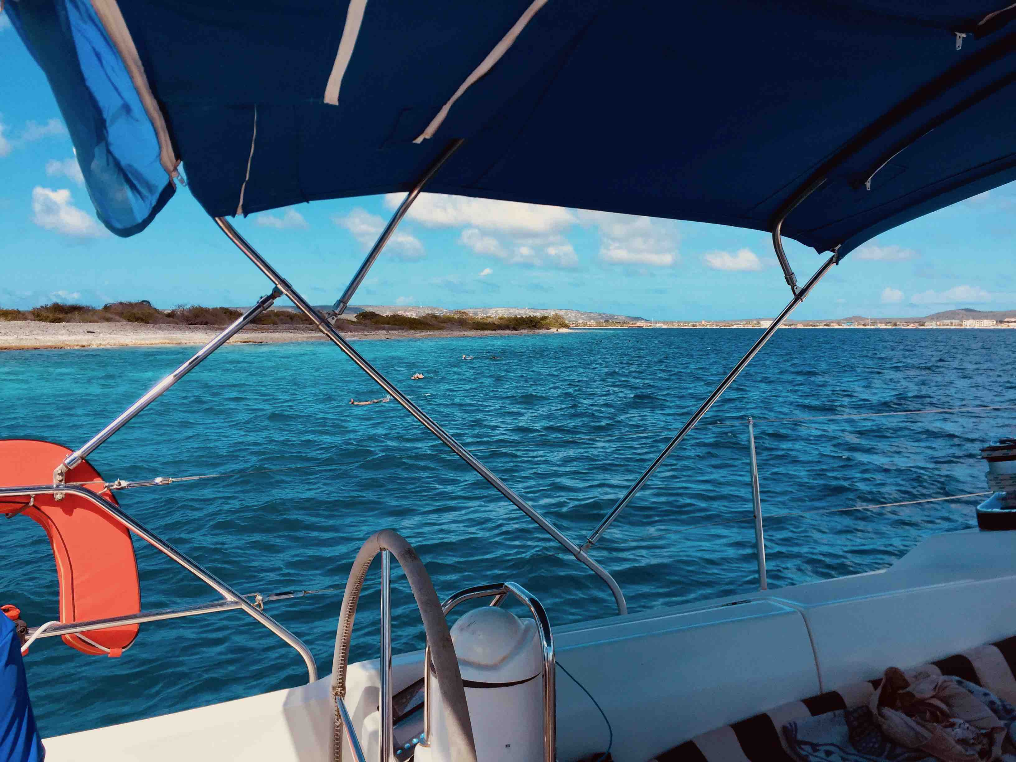 sail charter bonaire