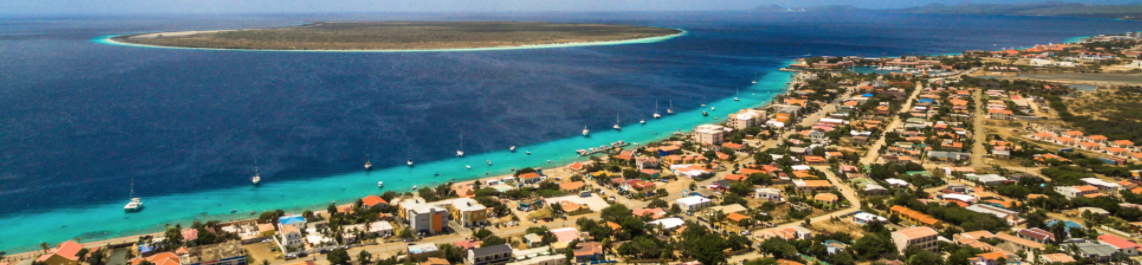 Bonaire Downtown walking tour